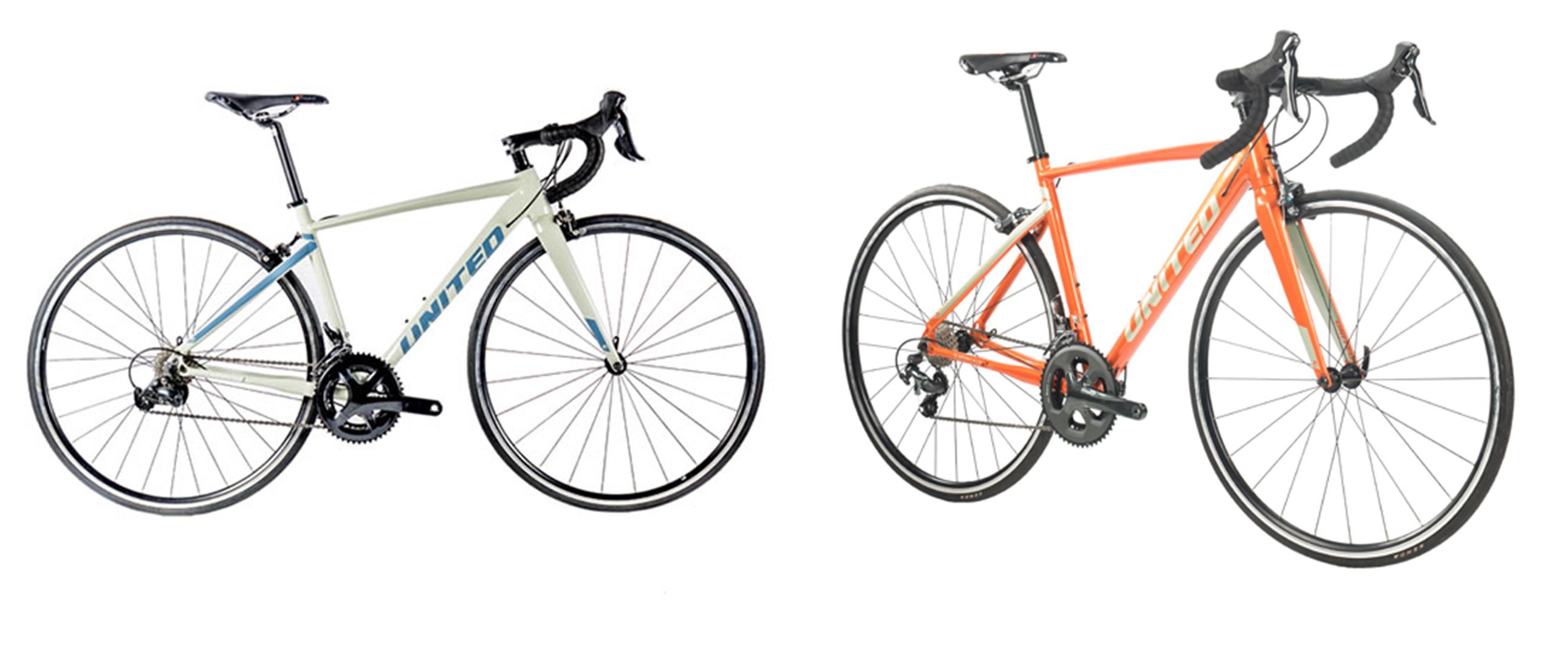 Harga sepeda balap United Vitessa dan spesifikasi, keren dan gesit