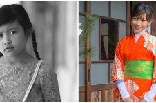 10 Foto transformasi Aquene, anak Sultan Djorghi yang beranjak remaja