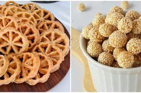 8 Resep kue kering tradisional, enak, sederhana, dan mudah dibuat