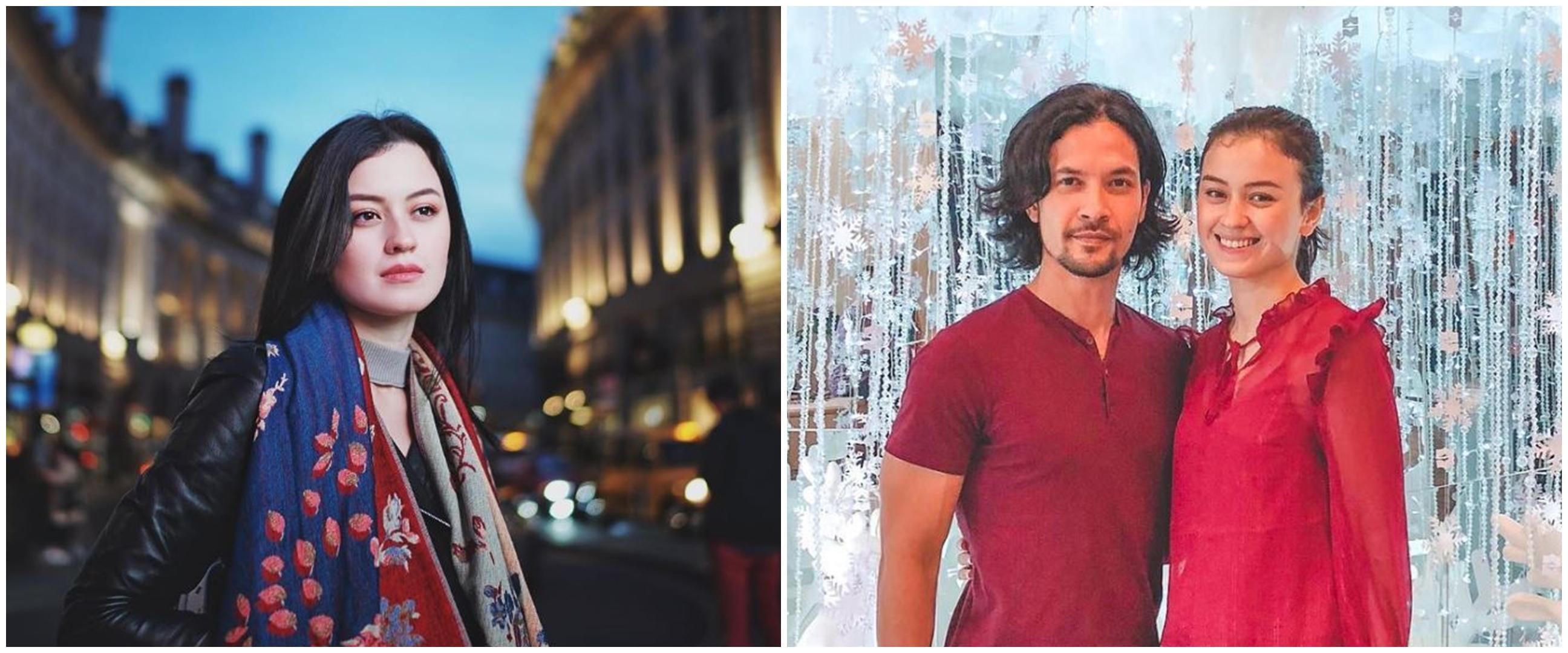Hamil anak kedua, ini 10 potret romantis Kimberly Ryder dan suami