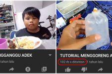13 Tutorial unfaedah cowok-cowok di YouTube, ditonton ribuan kali