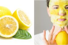 10 Cara membuat masker dari lemon, dapat mencerahkan kulit