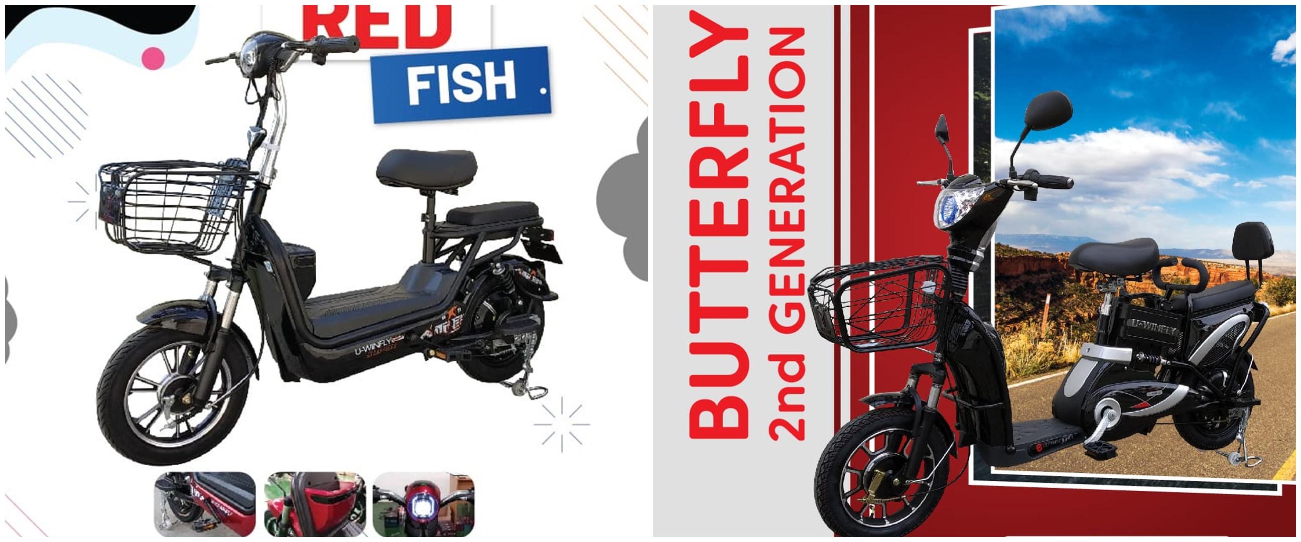 Harga sepeda listrik Uwinfly dan spesifikasinya, keren dan modern