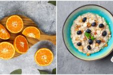 10 Makanan penambah energi ini bisa usir lemas dan kantuk