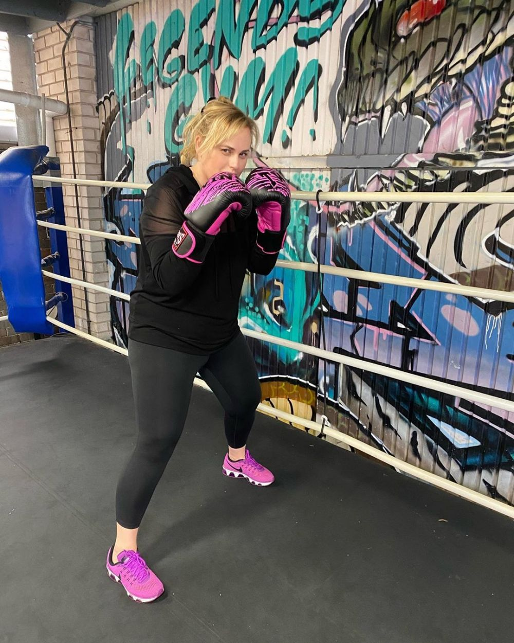 Transformasi Rebel Wilson usai diet © 2020 Instagram/@rebelwilson