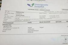 Ikut 'Test Swab' di Jakarta, Helmi Hasan dinyatakan negatif Covid-19