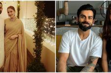 10 Potret apartemen Anushka Sharma & Virat Kohli, bernuansa abu-abu