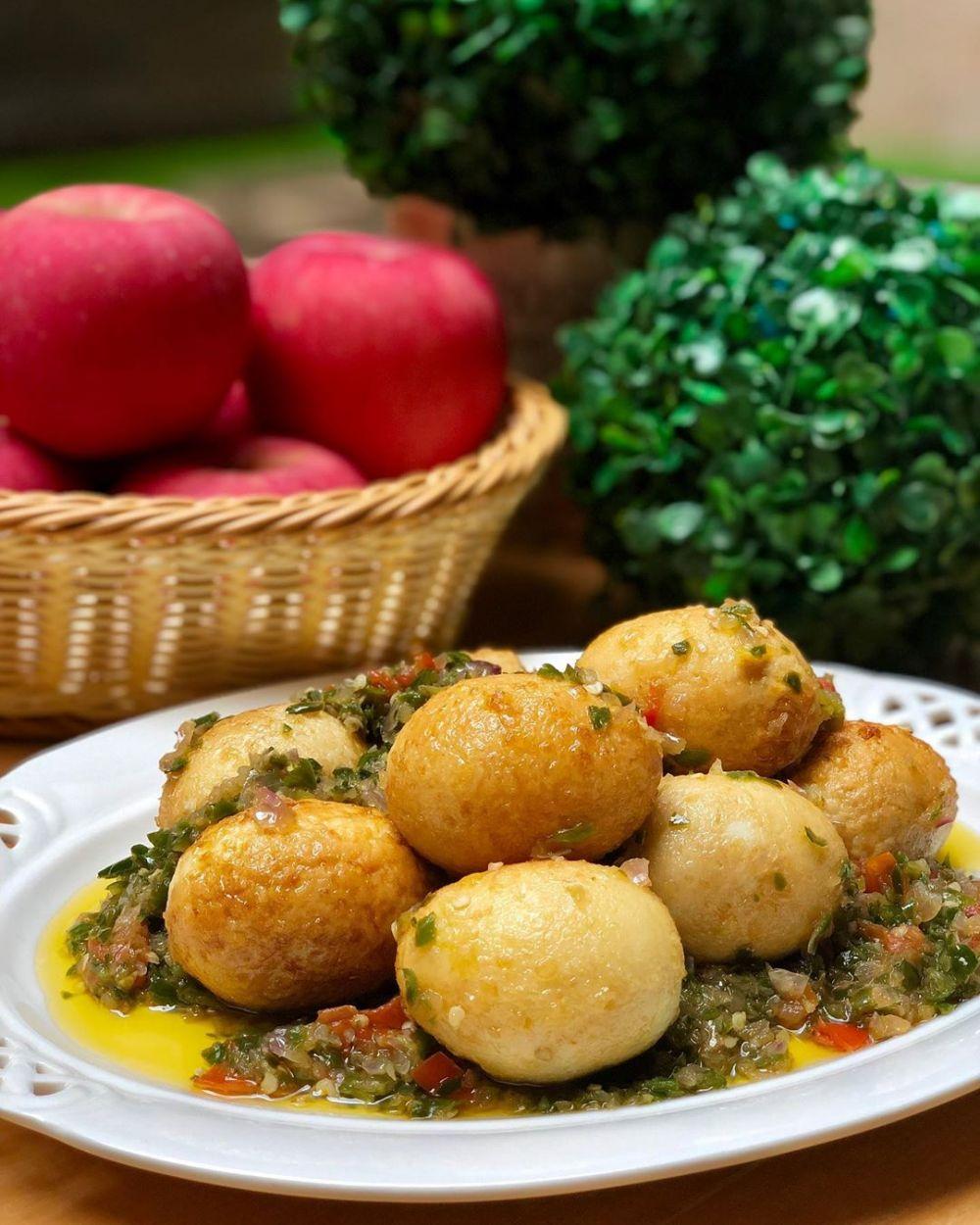 Resep masakan ala desa © 2020 brilio.net