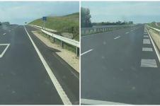 Viral video TikTok jalanan bernada, pengemudi dibuat terkesima