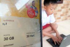IM3 Ooredoo hadirkan paket belajar online super murah, cuma Rp1