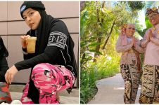 8 Potret keluarga Uya Kuya pakai busana adat Bali, Cinta manglingi