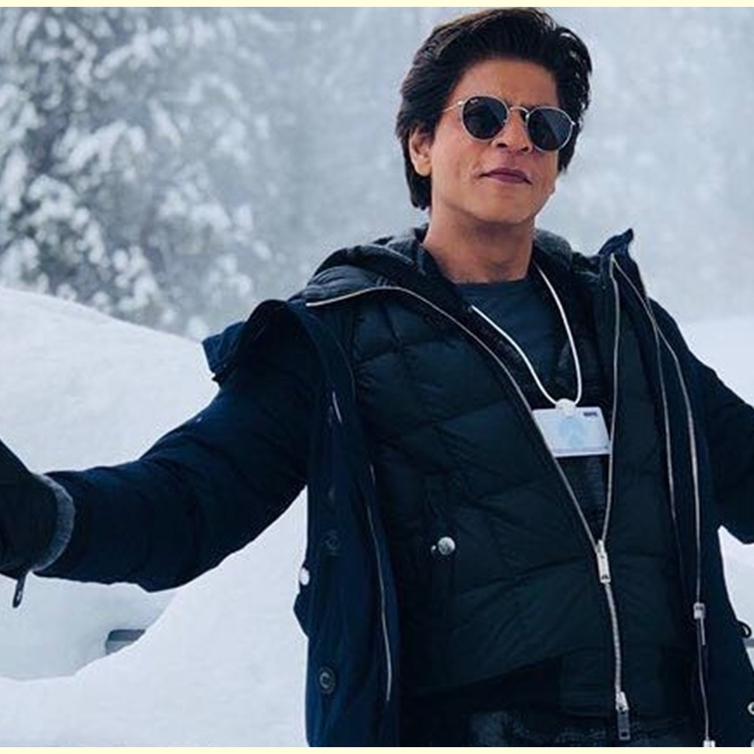 Tarif endorsement Shah Rukh Khan fantastis, sekali posting Rp 2 miliar