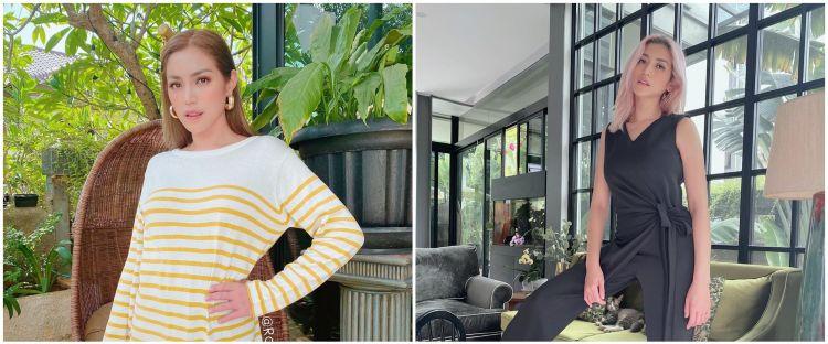 Momen Jessica Iskandar lakukan ritual Melukat usai pindah ke Bali
