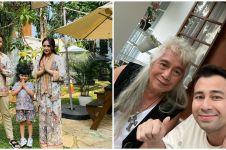 Viral curhat Gideon Tengker di media sosial, Nagita Slavina buka suara