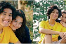 Main sinetron bareng, ini 10 potret Jefan Nathanio & Saskia Chadwick