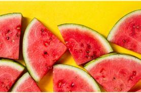 7 Manfaat semangka untuk kecantikan, mengatasi penuaan dini