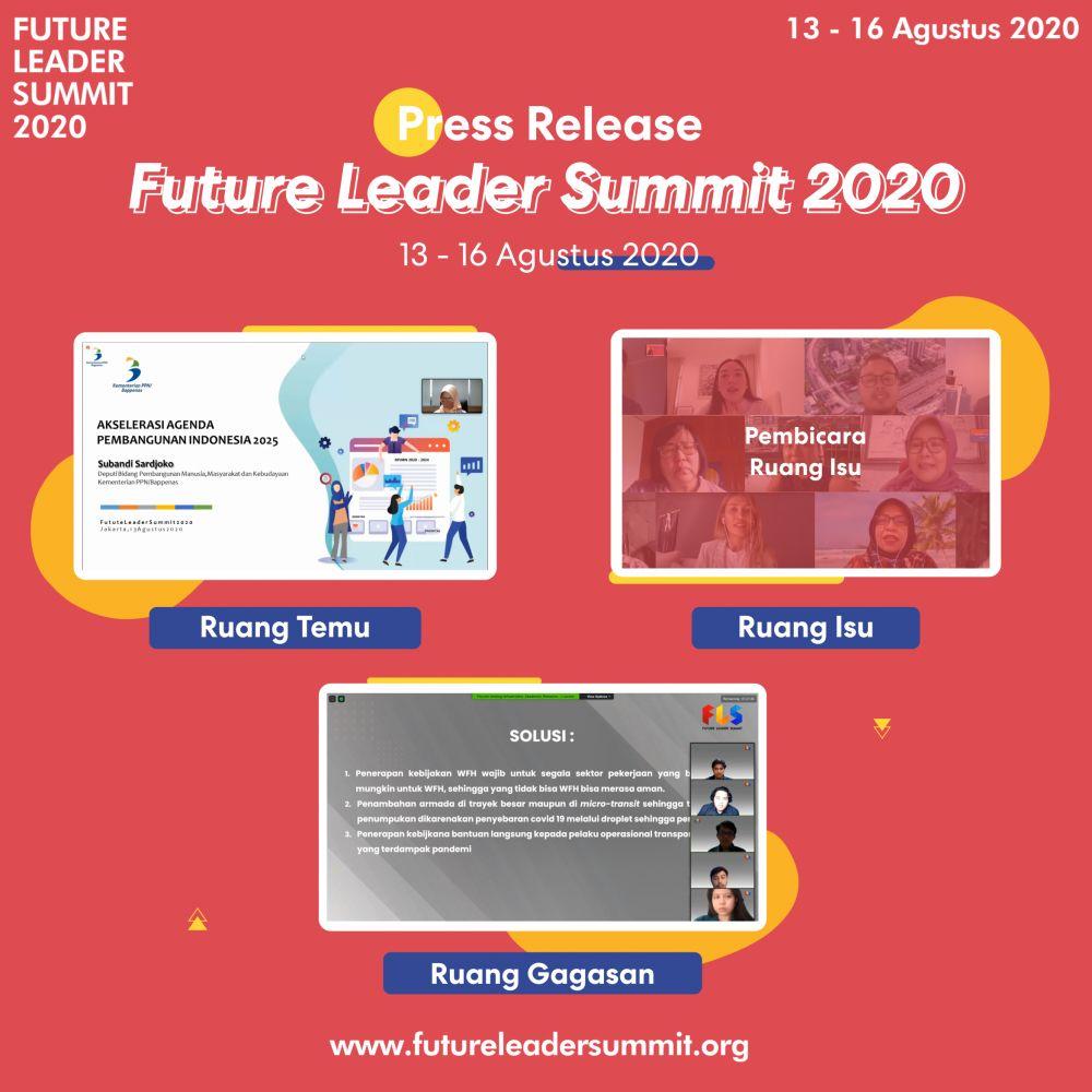 Future Leader Summit (FLS) 2020 © 2020 brilio.net