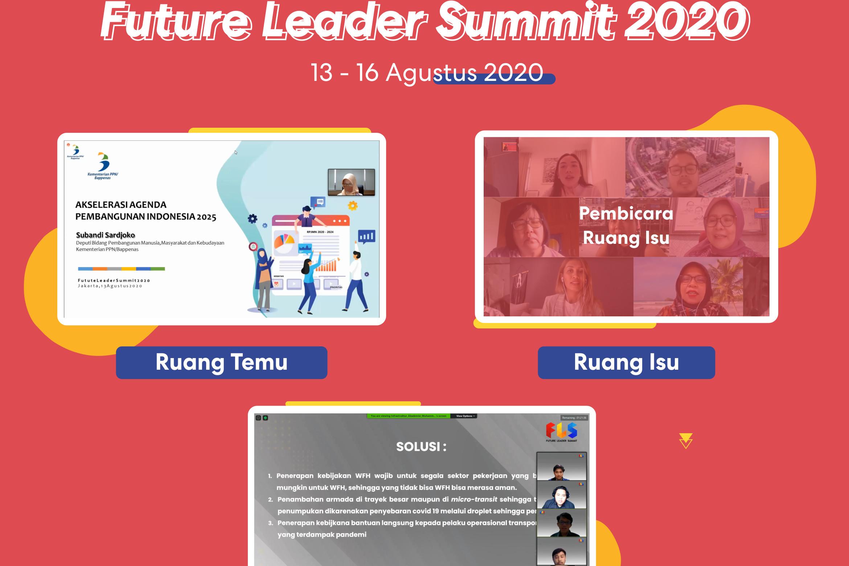 Digelar virtual, FLS 2020 ajak pemuda inovatif & percepat pembangunan
