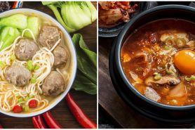 7 Resep sup sehat dari berbagai negara, enak dan mudah dibuat