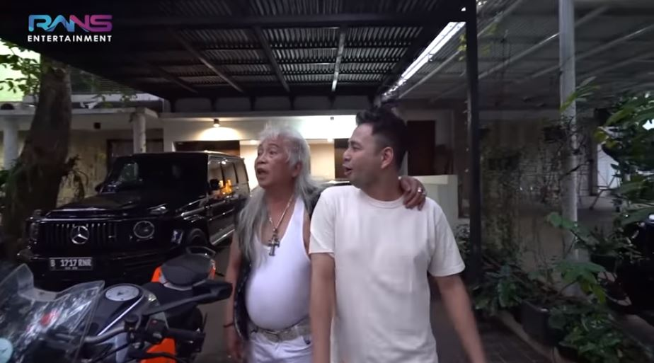 momen Gideon Tengker ke rumah Gigi YouTube