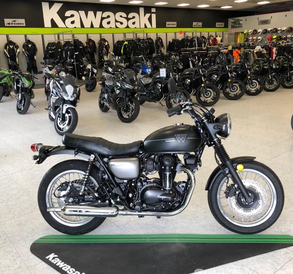 Potret dealer Kawasaki Berbagai sumber