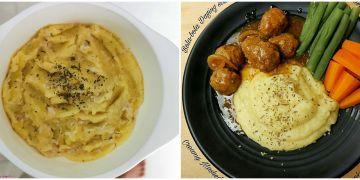 9 Resep mashed potato, enak, praktis, sederhana dan bergizi
