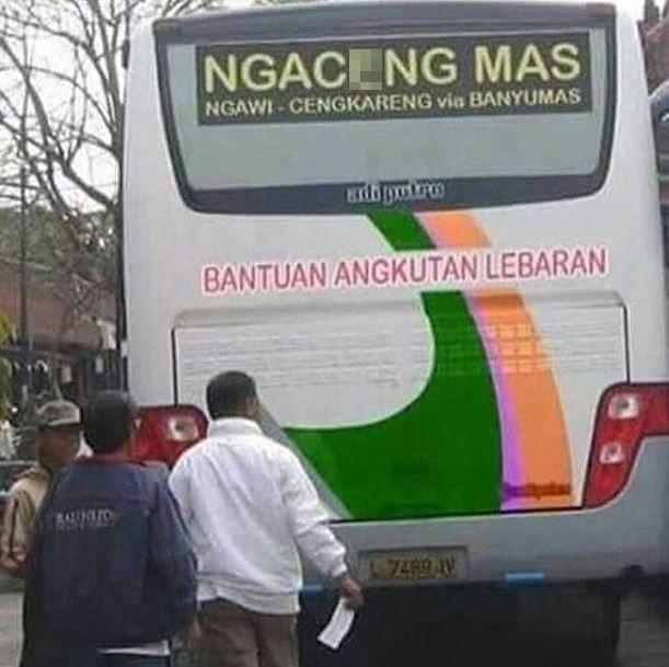 rute nyeleneh angkutan umum berbagai sumber
