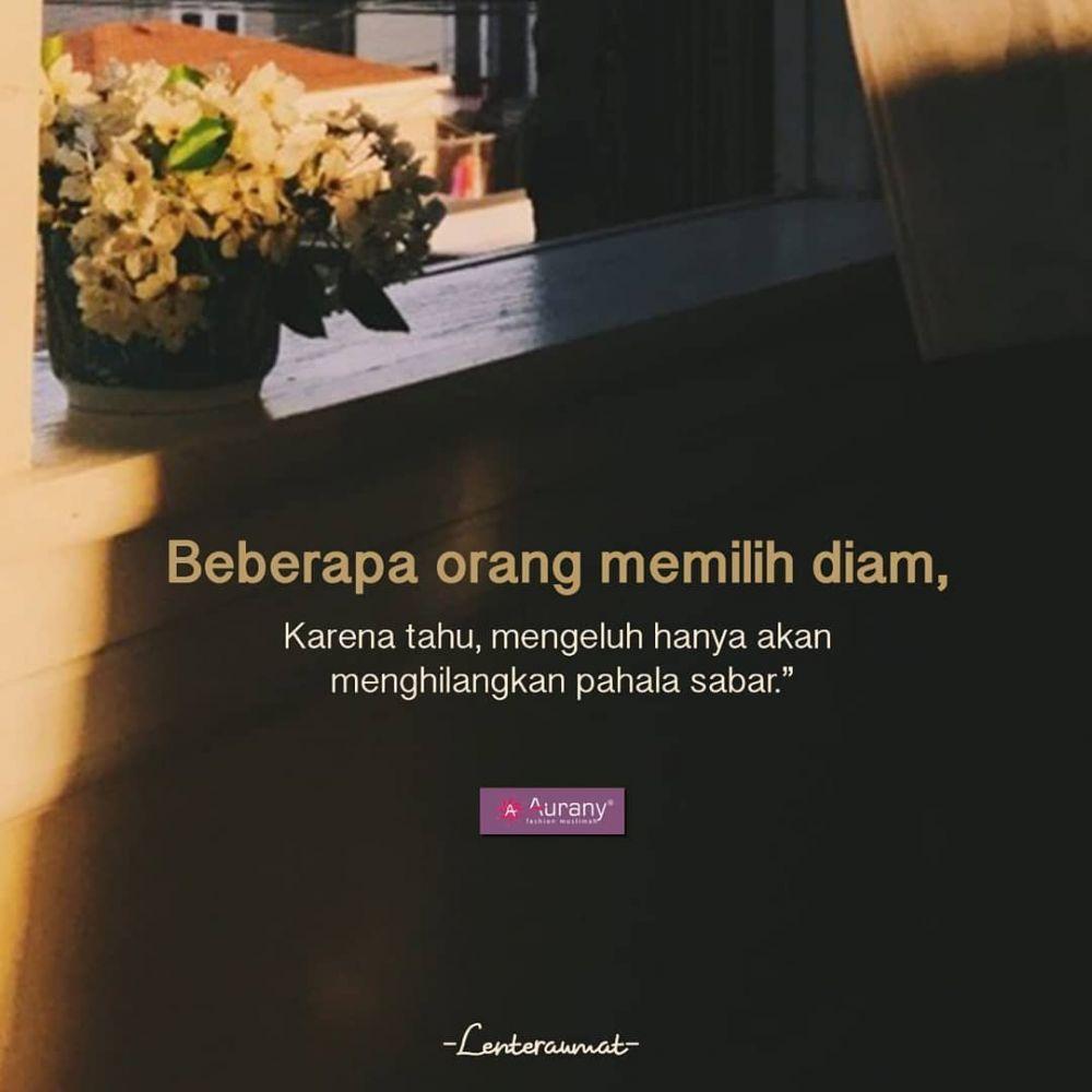 motivasi Islami kesabaran instagram