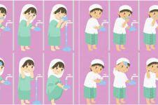 10 Manfaat wudhu bagi kesehatan, cegah penyakit berbahaya