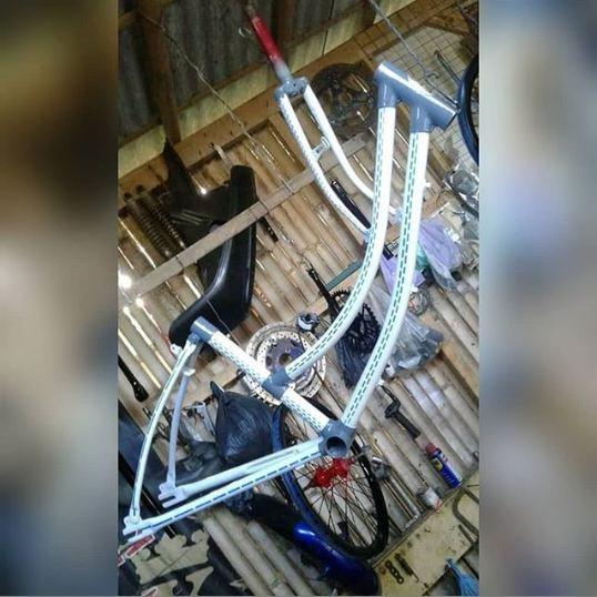 kreasi nyeleneh sepeda © 2020 instagram.com