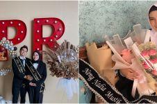 13 Seleb cantik lulus kuliah setelah menikah, terbaru Nadya Mustika