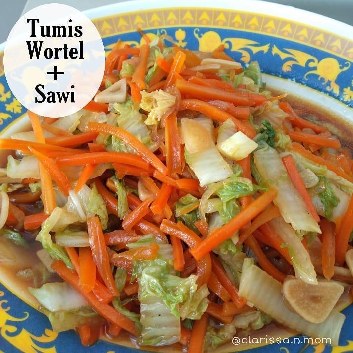 resep tumis wortel instagram