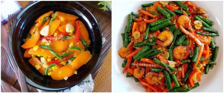10 Resep tumis wortel enak, sederhana, dan mudah dibuat