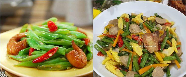 10 Resep oseng sayur, enak, sehat dan ekonomis