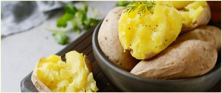 6 Manfaat kentang rebus untuk kesehatan, melindungi jantung