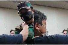 Pesan haru Panglima TNI untuk anak almarhum pilot AU yang gugur