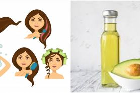 15 Cara membuat masker rambut dengan bahan alami, nggak repot