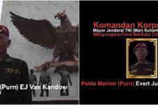 Pelda Kandow, pengangkat jenazah Pahlawan Revolusi meninggal dunia