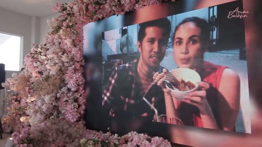 ultah pernikahan Arumi Bachsin YouTube