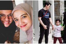 10 Potret Irwansyah & Zaskia Sungkar momong keponakan, bikin melting