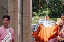 10 Momen manis liburan Richard Kyle dan mama di Bali
