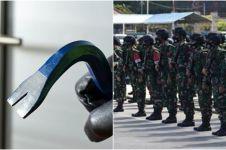 Cerita perampok melarikan diri gara-gara 'kartu sakti' TNI