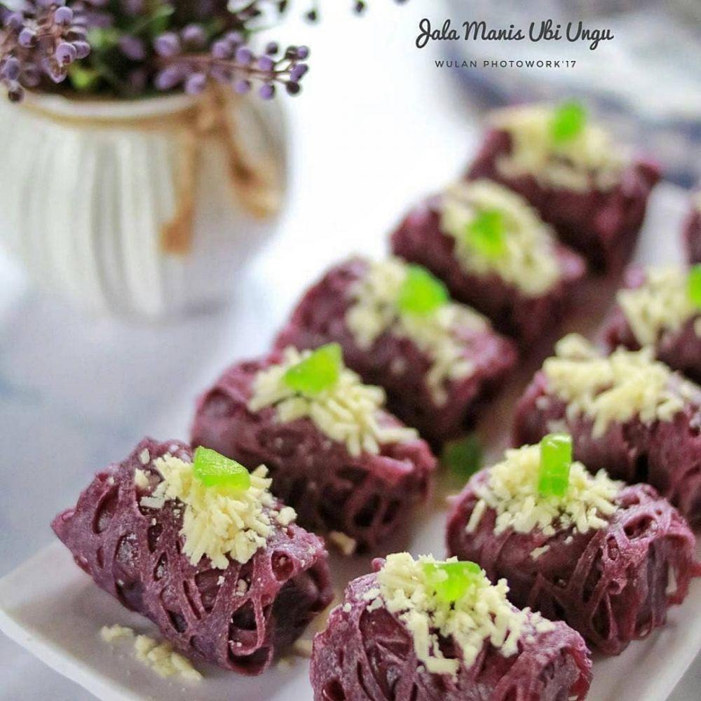 Resep camilan dari ubi ungu ala rumahan © 2020 brilio.net