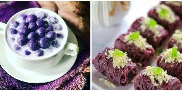 15 Resep camilan dari ubi ungu ala rumahan, sederhana dan enak