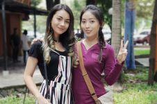 8 Potret kompak Natasha Wilona & Ersya Aurelia, akrab bak kakak adik
