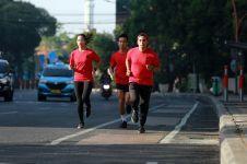 4 Fakta lomba lari AZA Virtual Run, bisa ikutan dari mana saja loh