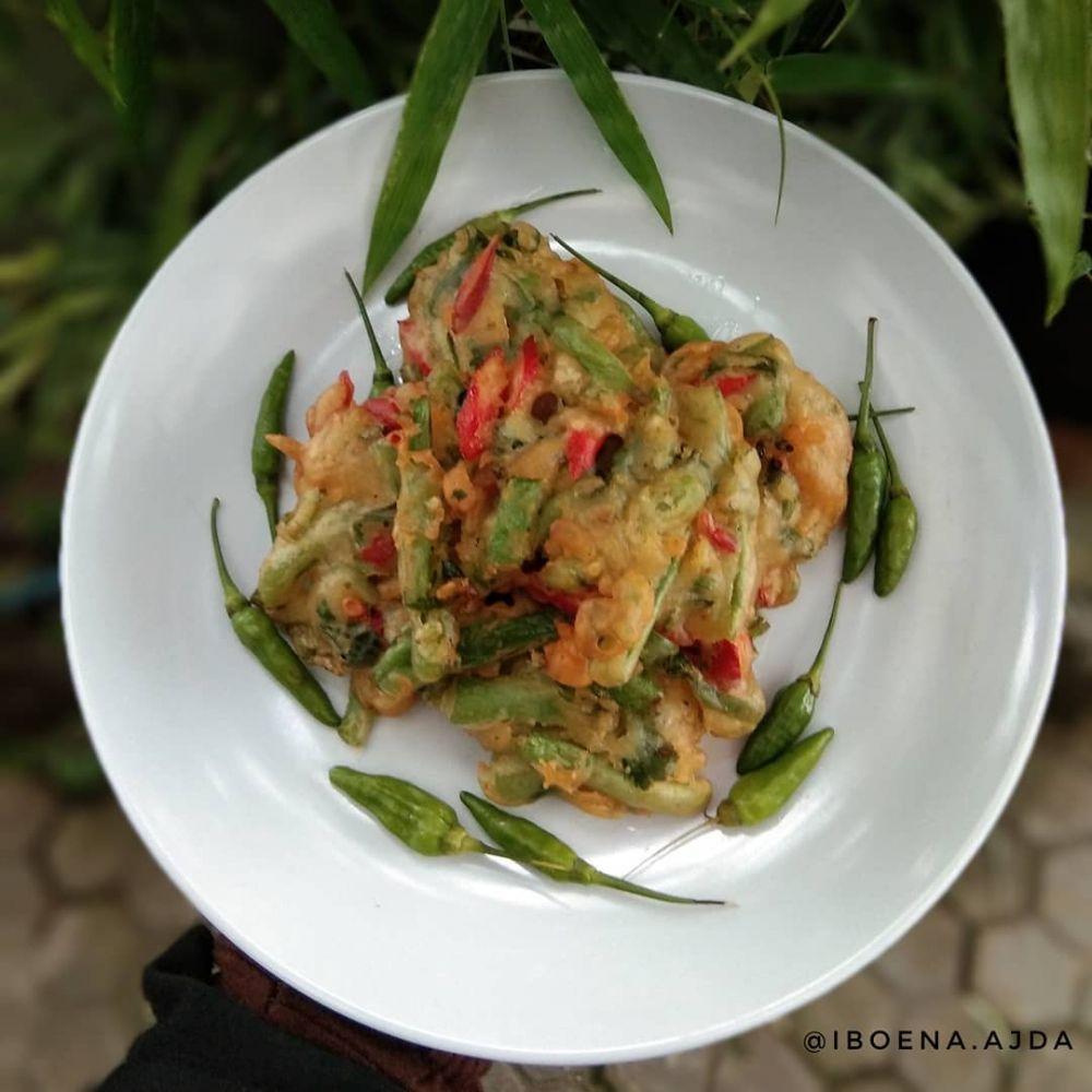 resep bakwan sayur berbagai sumber