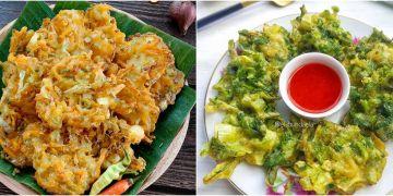 9 Resep bakwan sayur, enak, gurih, dan mudah dibuat