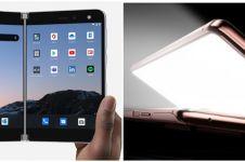 8 Rekomendasi HP flip (lipat) Android, kekinian dan canggih