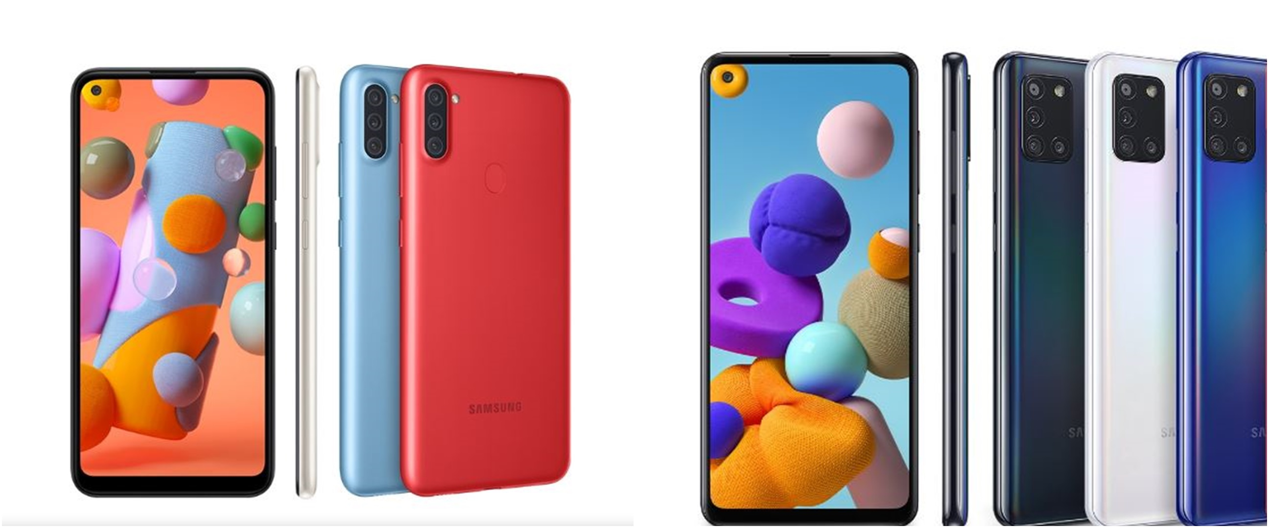 8 Harga HP Samsung terpopuler September 2020, di bawah Rp 3,5 juta